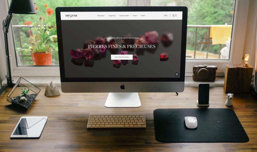 Le nouveau site de Mygem